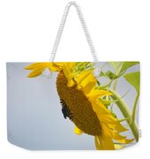In The Wind - Sunflower Weekender Tote Bag
