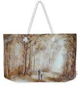 In The Wood Weekender Tote Bag