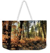 In The Woods  Weekender Tote Bag
