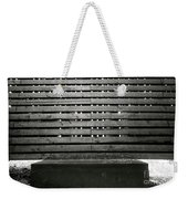 In This Space #2 Weekender Tote Bag