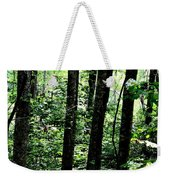 In Touch With Creation Weekender Tote Bag