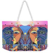 In Unity And Harmony Weekender Tote Bag