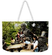 In Wonderland Weekender Tote Bag