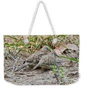 Inca Doves Weekender Tote Bag
