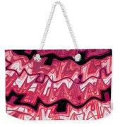 Incan Pattern Weekender Tote Bag