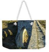 Incekaya Aqueduct Weekender Tote Bag