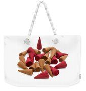 Incense Cones Weekender Tote Bag