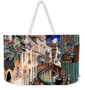 Inchiostro Su Venezia Weekender Tote Bag