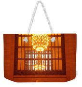 Incredible Art Nouveau Antique Grand Central Station - New York Weekender Tote Bag