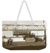 Incredible Hanging Railway  1900 Weekender Tote Bag