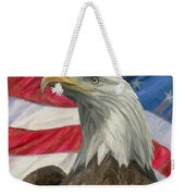 Independence Day Weekender Tote Bag