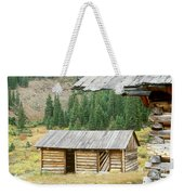 Independence Ghost Town Weekender Tote Bag