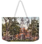 Independence Hall 1900 Weekender Tote Bag