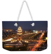 Independence Monument, Cambodia Weekender Tote Bag