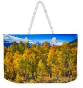 Independence Pass Autumn Colors Weekender Tote Bag