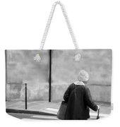 Independence - Street Crosswalk - Woman Weekender Tote Bag