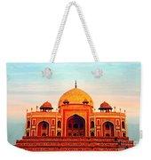 India 7 Weekender Tote Bag