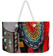 Indian Art Weekender Tote Bag