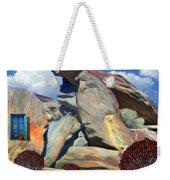 Indian Canyon Rocks Weekender Tote Bag