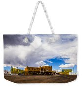 Indian City Weekender Tote Bag