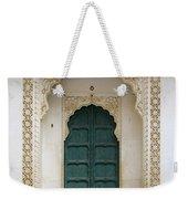 Indian Doorway Weekender Tote Bag