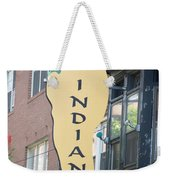 Indian Food Weekender Tote Bag
