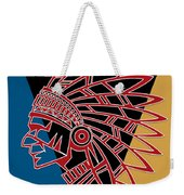 Indian Head Series 01 Weekender Tote Bag