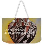 Indian Pottery Weekender Tote Bag