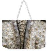 Indian Rhinoceros Tail Weekender Tote Bag by Konrad Wothe