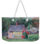 Indian Valley Farm Weekender Tote Bag
