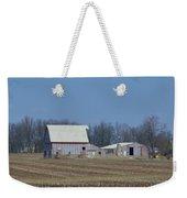 Indiana Barns Weekender Tote Bag