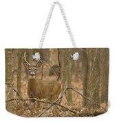 Indiana Buck  Weekender Tote Bag