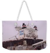 Indiana Harbor 1  Weekender Tote Bag
