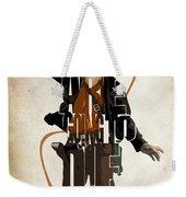 Indiana Jones Vol 2 - Harrison Ford Weekender Tote Bag