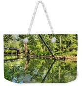 Indiana Reflections Weekender Tote Bag