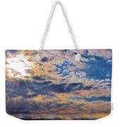 Indiana Sky Weekender Tote Bag