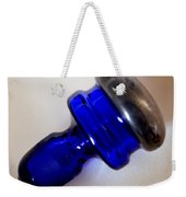 Indigo Bottle Stopper Weekender Tote Bag