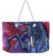 Indigo Horse 1 Weekender Tote Bag