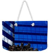 Indigo Tower Weekender Tote Bag