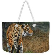 Indo-chinese Tiger Weekender Tote Bag