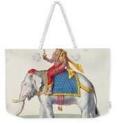 Indra Or Devendra, From Linde Weekender Tote Bag