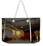 Industrial 3 Weekender Tote Bag