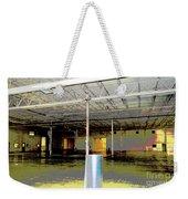 Industrial 6 Weekender Tote Bag