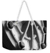 Industrial Object Art - Bw Weekender Tote Bag