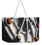 Industrial Object Art Weekender Tote Bag