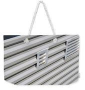 Industrial Photography - Silver Lining By Sharon Cummings Weekender Tote Bag