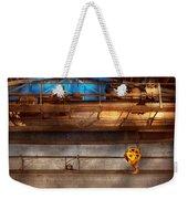 Industrial - The Gantry Crane Weekender Tote Bag