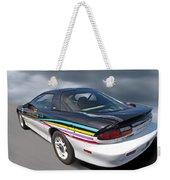 Indy 500 Pace Car 1993 - Camaro Z28 Weekender Tote Bag