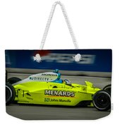 Indy Car 20 Weekender Tote Bag