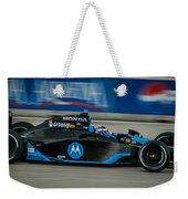Indy Car 7 Weekender Tote Bag